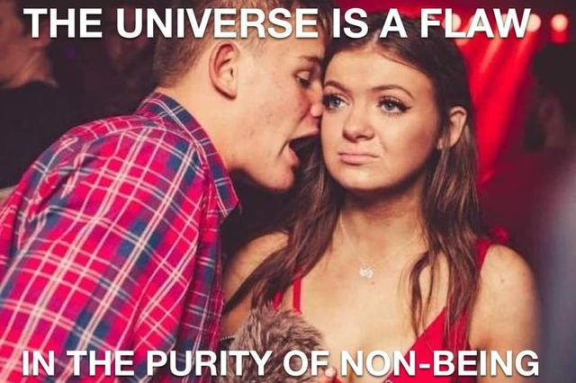 the universe is a flaw in the purity of non-being.jpg