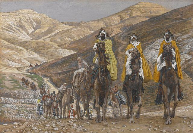 800px-Brooklyn_Museum_-_The_Magi_Journeying_(Les_rois_mages_en_voyage)_-_James_Tissot_-_overall.jpg