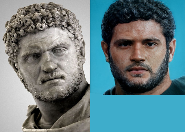 I used Artbreeder to try and colorize the bust of the roman emperor Caracalla.png