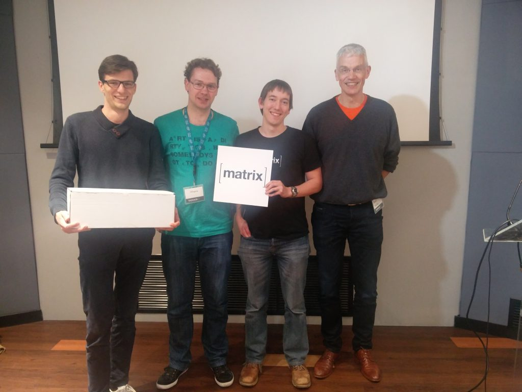 tadhack-matrix-winners